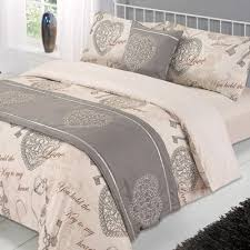 Tesco Value Duvet Cover Buy Complete Bed In A Bag Single Double King Antoinette Natural