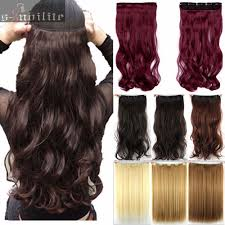 one clip in hair extensions free shipping one 5 in hair extensions