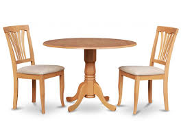 Pedestal Oak Table And Chairs Dining Room Awesome Small Dining Room Decoration Using Round