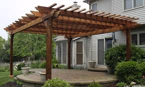 Red Cedar Pergola Kits by I Love Pergolas Can U0027t Wait To Re Build The One That Clearly