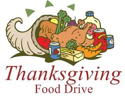 thanksgiving food drive clipart clipartxtras