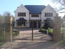 steel electric swing gates eagle automation offers a unique gate