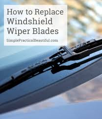 Ford Escape Wiper Blades - 23 lastest how to replace your wiper blades tinadh com