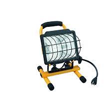 500 watt halogen light shop utilitech 500 watt halogen portable work light at lowes com