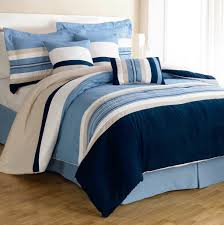 Blue Bed Set Total Fab Earth U0026 Sky Blue And Beige Comforters U0026 Bedding Sets
