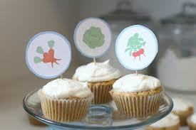 cupcake toppers carrot cake cupcakes free rabbit cupcake toppers the
