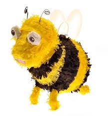 bumblebee pinata bumble bee pi ata party