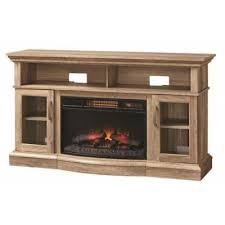 Electric Media Fireplace Hawkings Point 59 5 In Rustic Media Console Electric Fireplace In