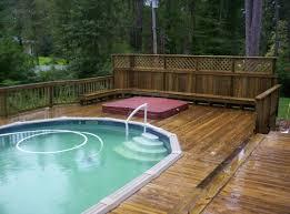 Backyard City Pools by Pools Minden Bossier City Shreveport La Sunset Decks And
