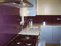 Kitchen Splashback Ideas Uk Coloured U0026 Toughened Glass Splashbacks Keighley