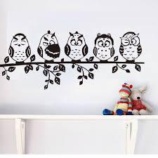 online get cheap owl wall aliexpress com alibaba group