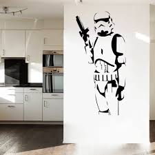 compare prices on cool vinyl art online shopping buy low price cool stormtrooper star wars vinyl wall sticker mural art decal games room decor diy boy bedroom
