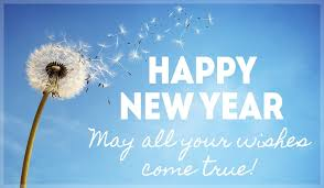 new year wishes come true ecard free new year cards