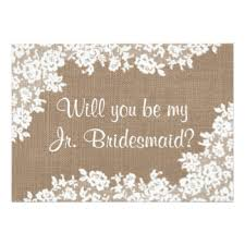 Bridesmaid Card Wording Wedding Invitation Wording Junior Yaseen For