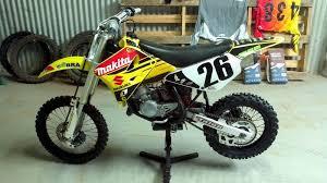 2007 suzuki rm85