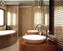 modern bathrooms ideas red and beige bathroom trends white