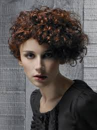wedge shape hair styles naturally curly hair cut in a wedge shape to control the bulkiness