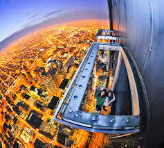 willis tower chicago skydeck chicago facts about the ledge