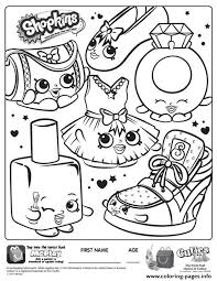 coloring pages to print shopkins coloring book to print best 25 shopkins coloring pages free