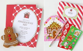 Gingerbread House Decorating Party – Glorious Treats