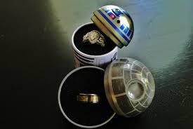 r2d2 wedding ring wars wedding ring wedding corners