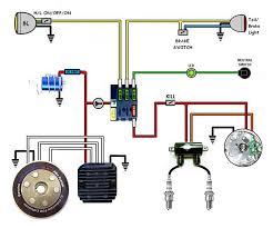 yamaha banshee headlight wiring diagram yamaha wiring diagrams