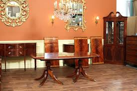Solid Mahogany Dining Table Dining Table Dining Room Trend Dining Space Simple Dining