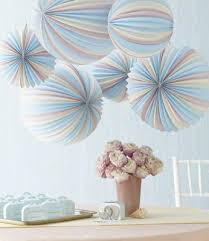 Martha Stewart Craft Paper - pom poms and paper lanterns hello lucky