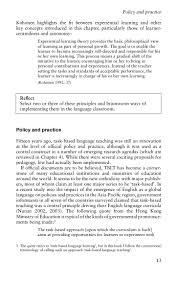 task based language teaching u0027 nunan david