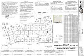 plat maps washingtonvista real estate