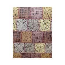 tappeti a metraggio tappeto effetto tessuto giallo al taglio a metro brico casa