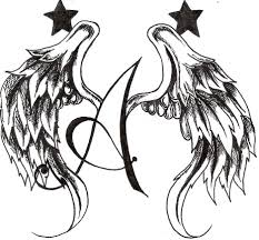 tattoo pictures of angel wings angel wings drawing free download clip art free clip art on