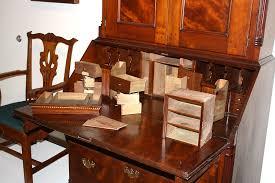 Pictures Of Antique Desks Secret Compartments In Desks The Antiques Divathe Antiques Diva