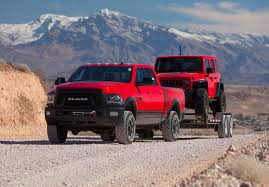 jeep hauling trailer 2017 ram power wagon comprehensive guide to maximum towing and