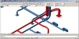 Design Master Electrical HVAC & Plumbing Software for AutoCAD