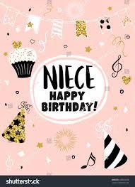happy birthday niece cards free printable invitation design