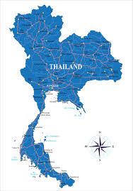 Phuket Thailand Map Thailand Motherland Travel