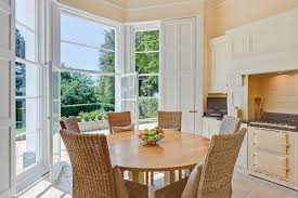 elegant dining tables dining room traditional with aga french