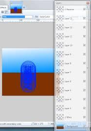 make an animated gif with midora u0027s plugin creations paint net