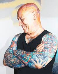angry anderson national portrait gallery