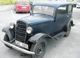 ford opal a little car that could 1936 opel p4