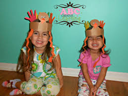 turkey headband headband craft for kids
