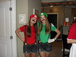 Mario Luigi Halloween Costume Halloween Costumes Bff Lumelle