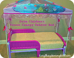 Frozen Canopy Bed Frozen Canopy Bed Bonners Furniture