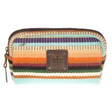 shop women u0027s sts ranchwear bebe serape makeup bag