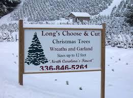 long u0027s tree farm north carolina christmas trees west jefferson nc