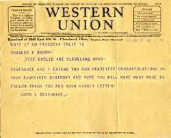 happy birthday telegrams 80th birthday telegrams march 16 and 17 1929 text ksl