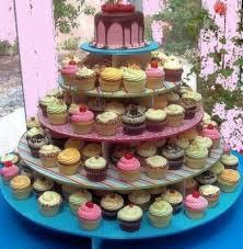 cupcake displays large cupcake wedding tree desert tower and display stand 7 5 or