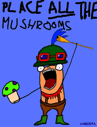 All The Meme - teemo meme place all the mushrooms by zorberema on deviantart
