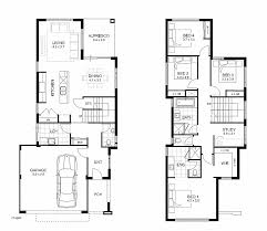 2 story house plans with 4 bedrooms house plan lovely four bedroom storey house plan four